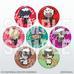 サムネイル:スロウ・ダメージ できぬキャラトレーディング缶バッジ Vol.2